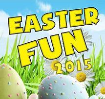 Easter fun 2015