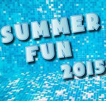 Summer fun 2015!