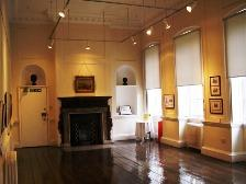 Coleraine Gallery, first floor