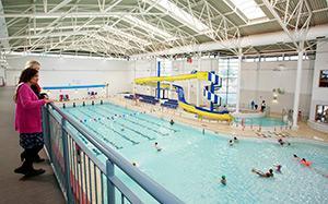 thousands enjoy leisure centre unveiling haringey council
