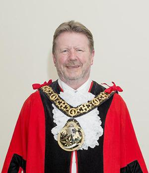 Mayor of Haringey, Cllr Mann