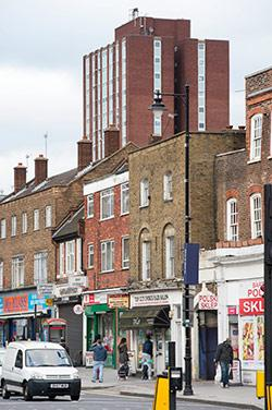 Haringey Council Listed Buildings