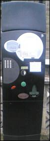 photo of pay-and-display machine