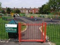 Belmont Recreation Ground Playground