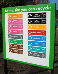 Reuse and Recycling Centre
