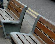 Image of street furniture