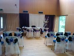 Triangle Centre Wedding