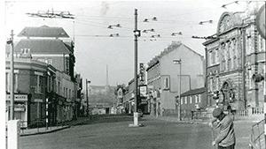 Station Road late 1950s