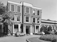 Woodside House in 1962