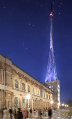 Alexandra Palace regeneration plans