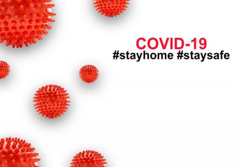 COVID-19 #StayHome #StaySafe