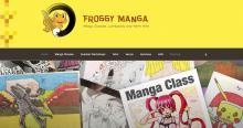 Froggy Manga classes