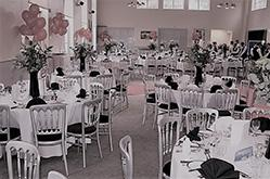 Highgate School Wedding Reception