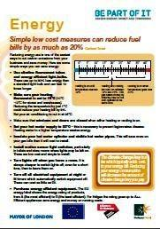 Energy Factsheet