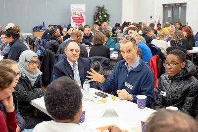 Fairness event Central Haringey