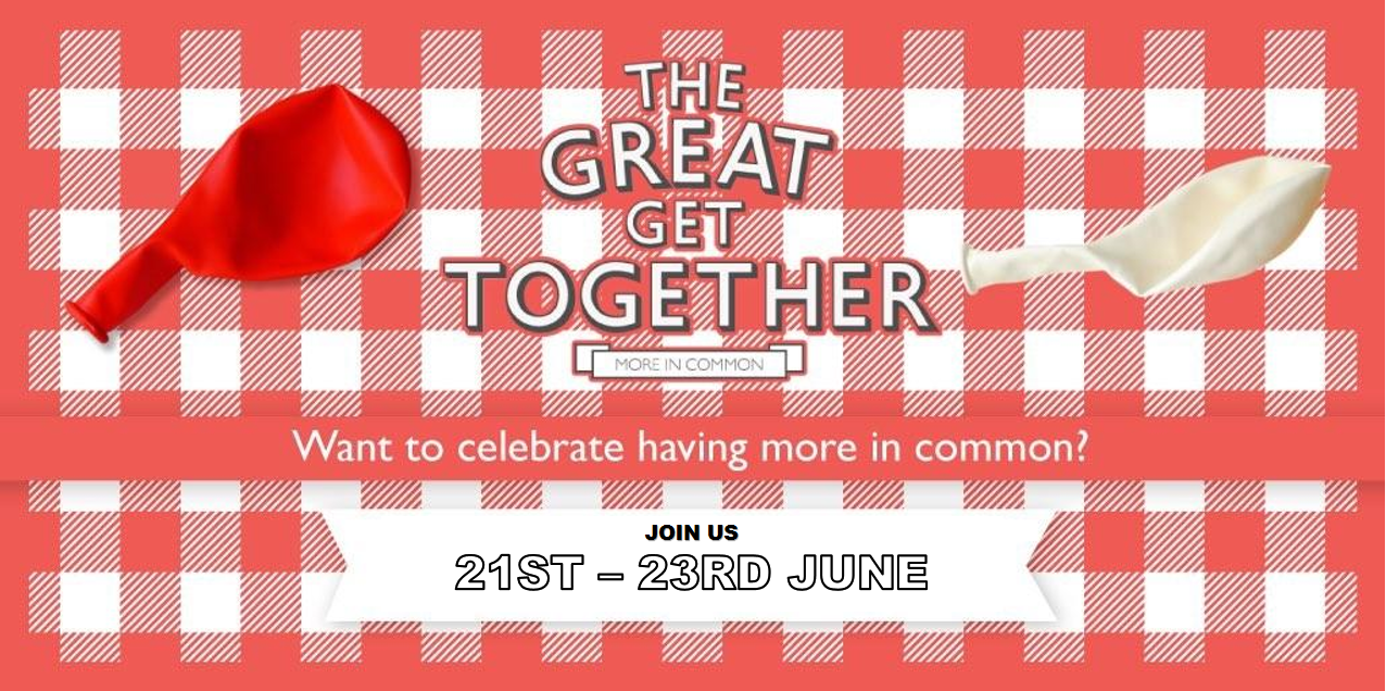 The Great Get Together poster