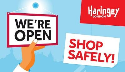 we are open shop safely