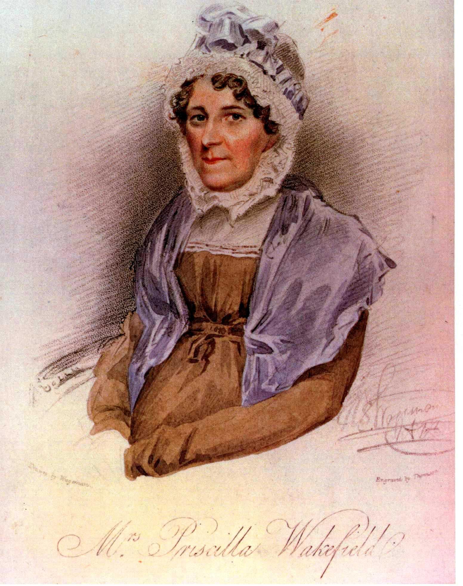 Priscilla Wakefield, Quaker, feminist and activist