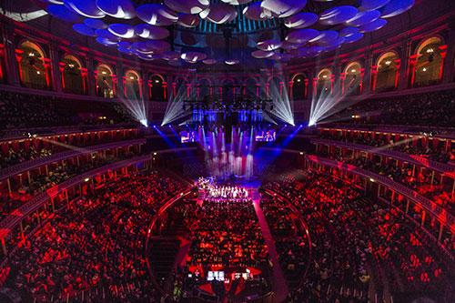 Royal Albert Hall © Music For Youth, Photography by Alick Cotterill