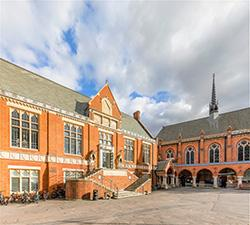 Highgate School Courtyard