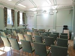 The Woodside Room at George Meehan House