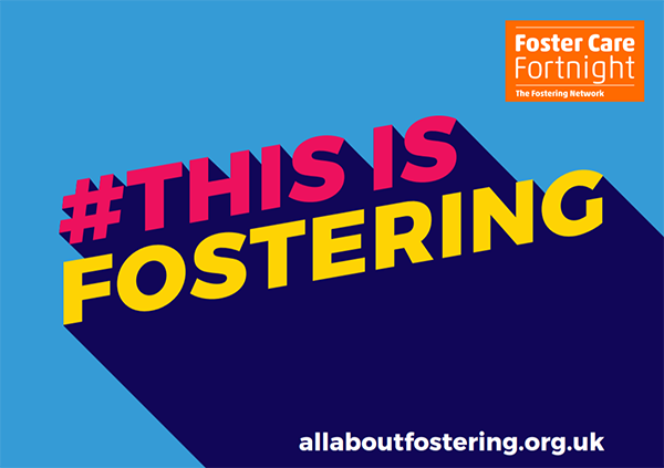 This is fostering campaign