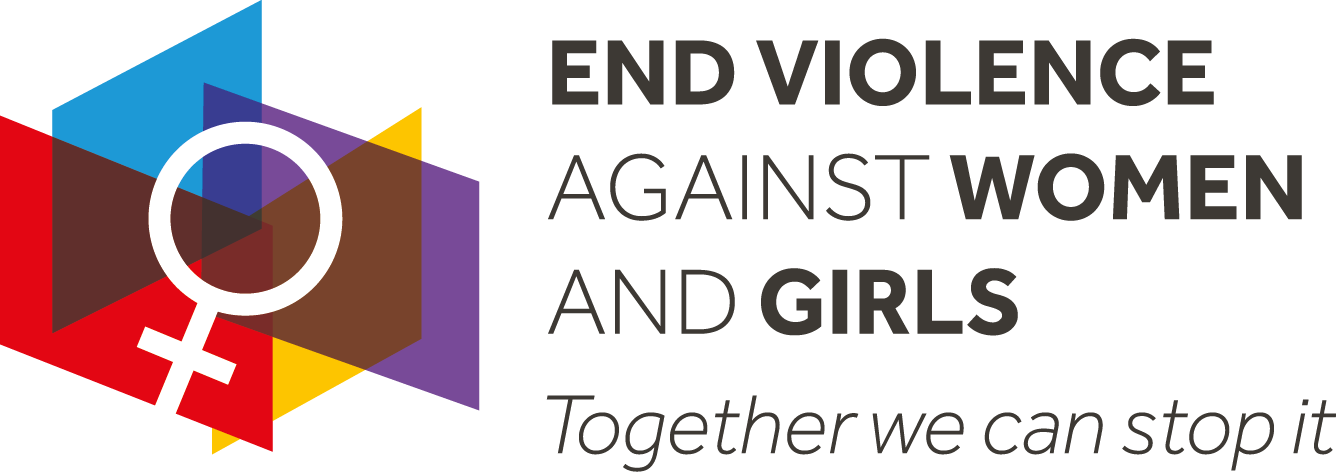 Violence against women and girls logo