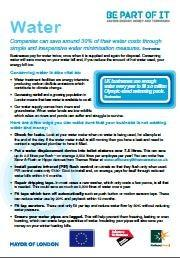 Water Factsheet