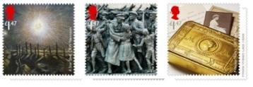Royal Mail's Commemorative First World War Stamps