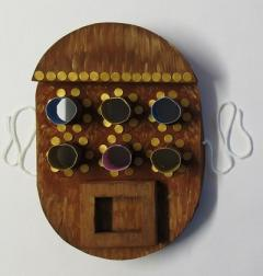 African style mask image