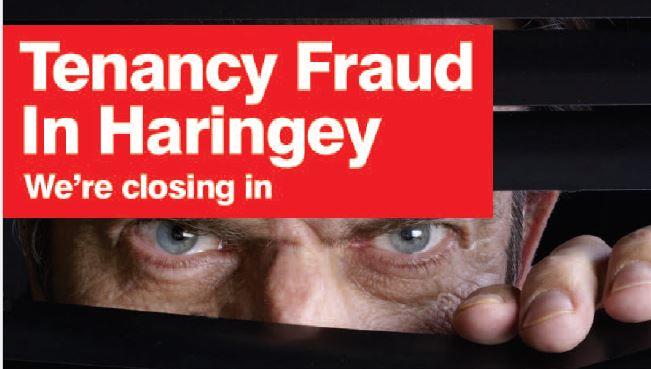 Tenancy fraud in Haringey - we're closing in